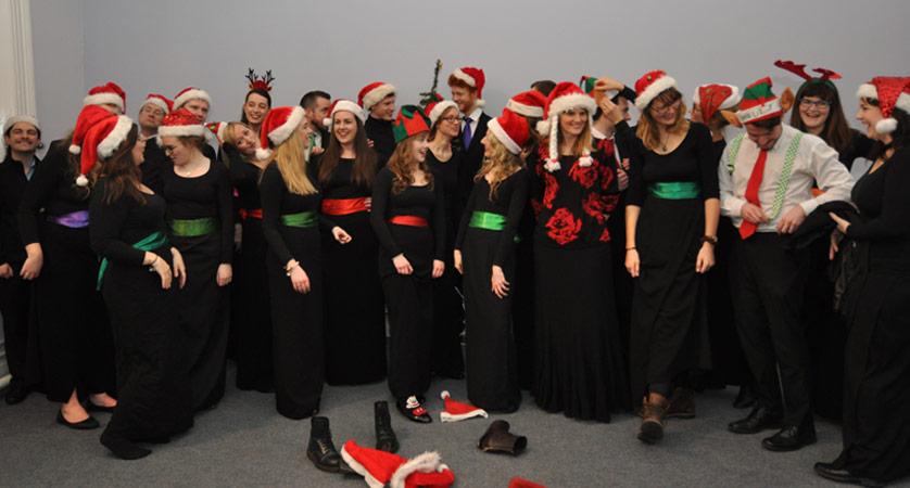 New Dublin Voices Christmas Concert